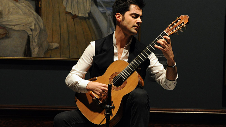 Guitarist Milos Karadaglic appeared in recital at the Savannah Music Festival. (Savannah Music Festival)