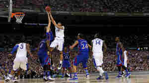 Wildcats Roll To 8th NCAA Title, Coach Calipari's 1st