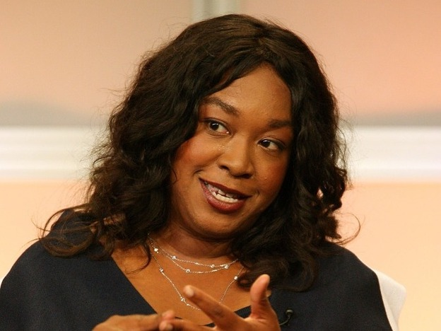 <em></em><em>Scandal</em> and <em>Grey's Anatomy </em>creator/executive producer Shonda Rhimes speaks during the 2007 Television Critics Association summer press tour.