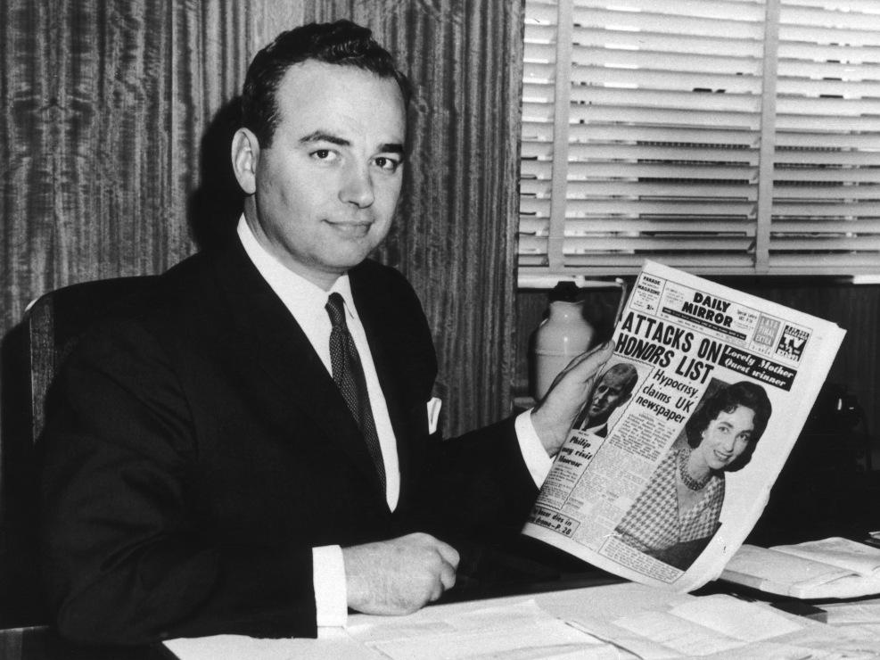 The Roots Of An Empire: Rupert Murdoch's Australia : NPR