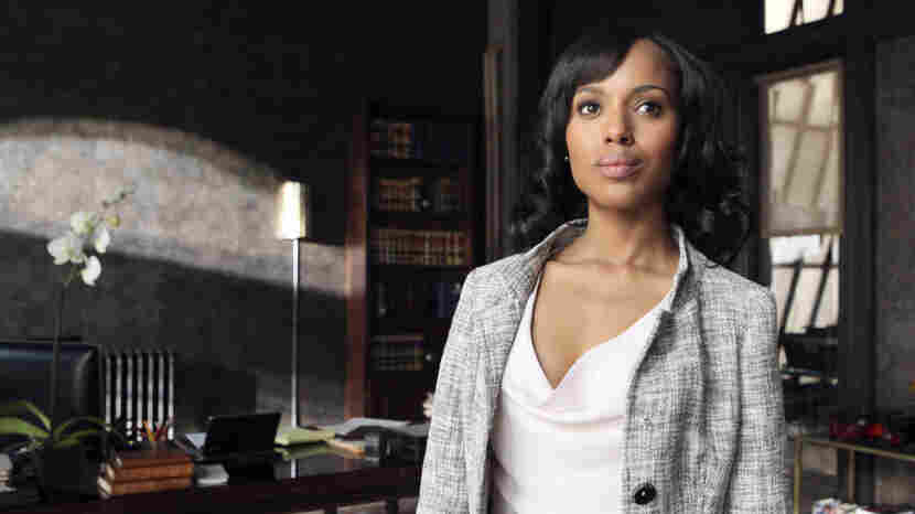 In Scandal, Kerry Washington stars as Olivia Pope, a crisis manager based on real-life fixer Judy Smith.