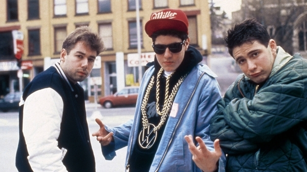 The Beastie Boys circa 1987. (Getty Images)
