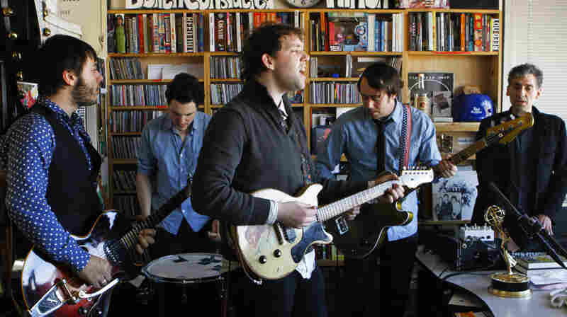 Caveman: Tiny Desk Concert
