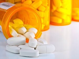 The one group for whom prescription drug spending rose last year was young adults ages 19 to 25.