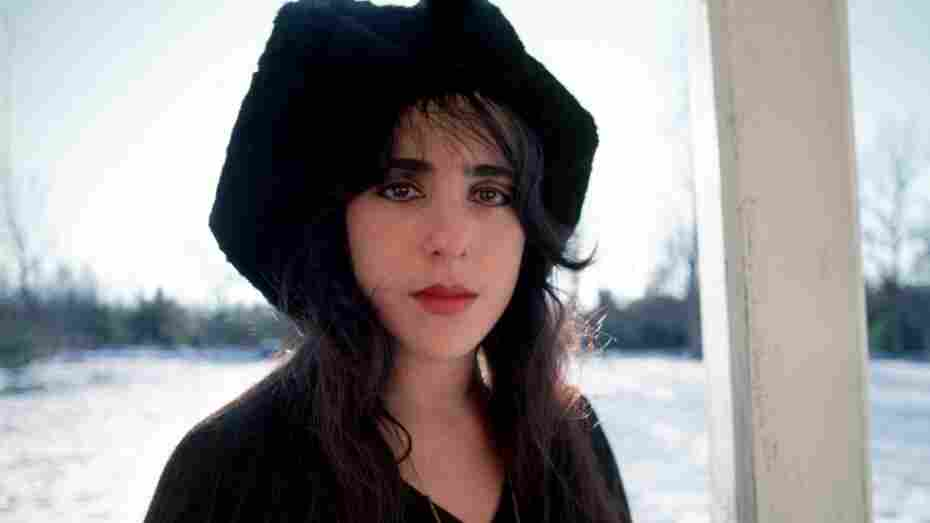 New York native Laura Nyro in 1968.