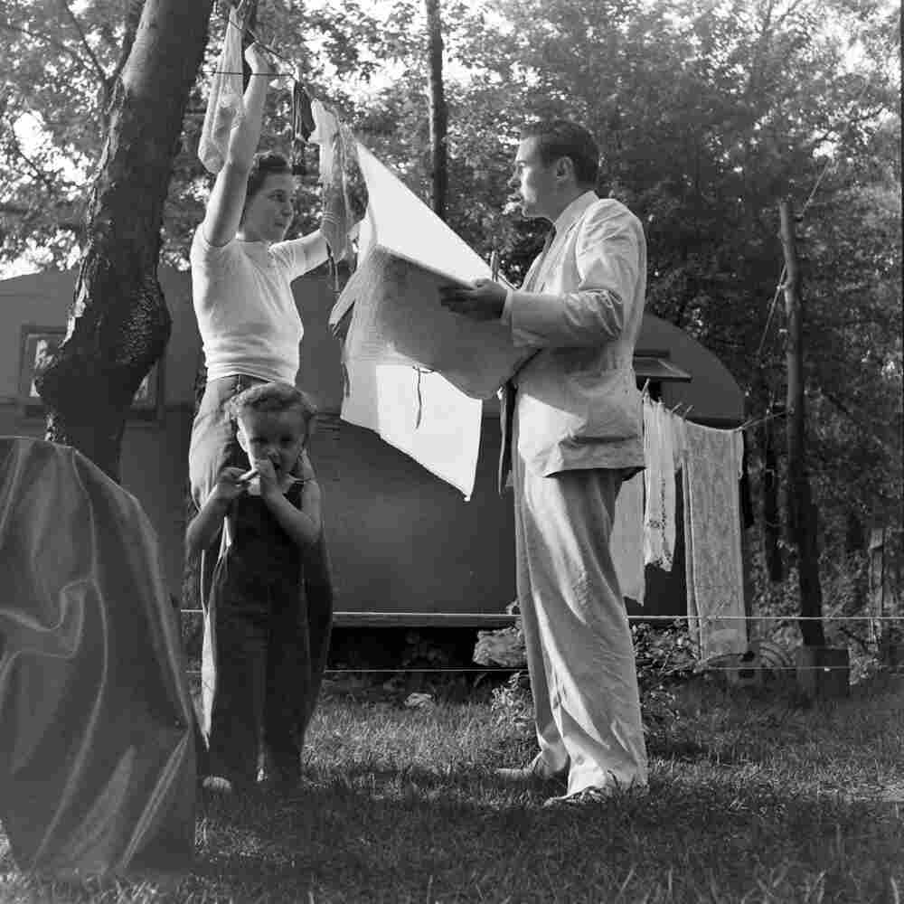 """A """"test census"""" in South Bend, Ind., summer of 1939, ahead of the full, national census taken in the spring of 1940."""