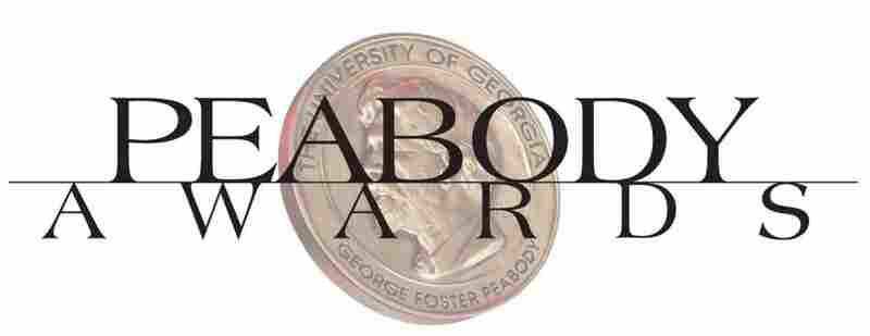 Peabody Awards logo.