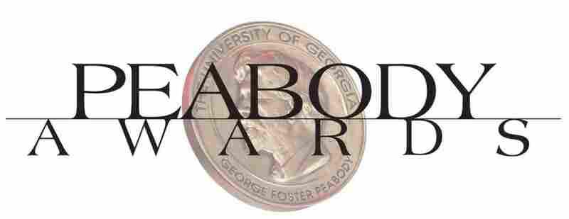Peabody Awards logo.