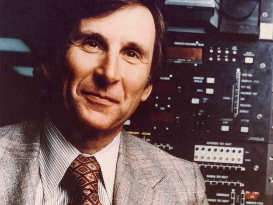 Investment banker Arthur Rock, in the 1970s. In 1968, Rock helped Gordon Moore and Robert Noyce found Intel — the only company he invested in that he was certain would succeed, he says.