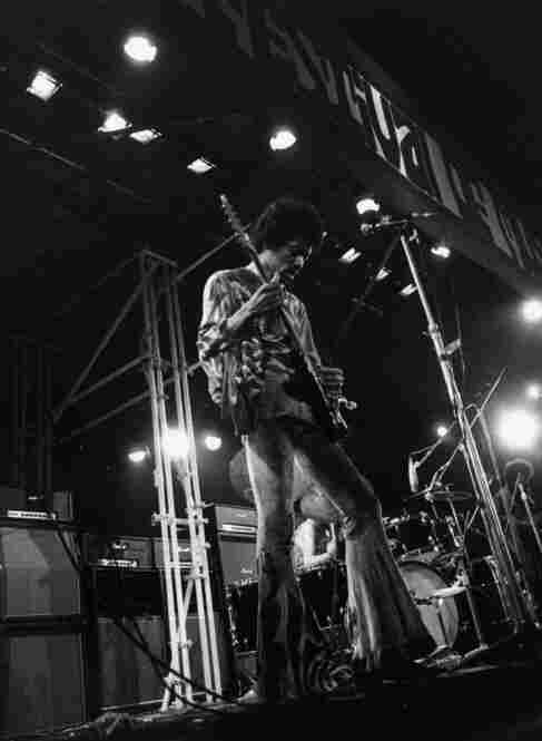"""When Jimi Hendrix first walked into Jim Marshall's store, Marshall reportedly recalled thinking, """"Bloody hell, here's another American guitarist wanting something for nothing."""""""