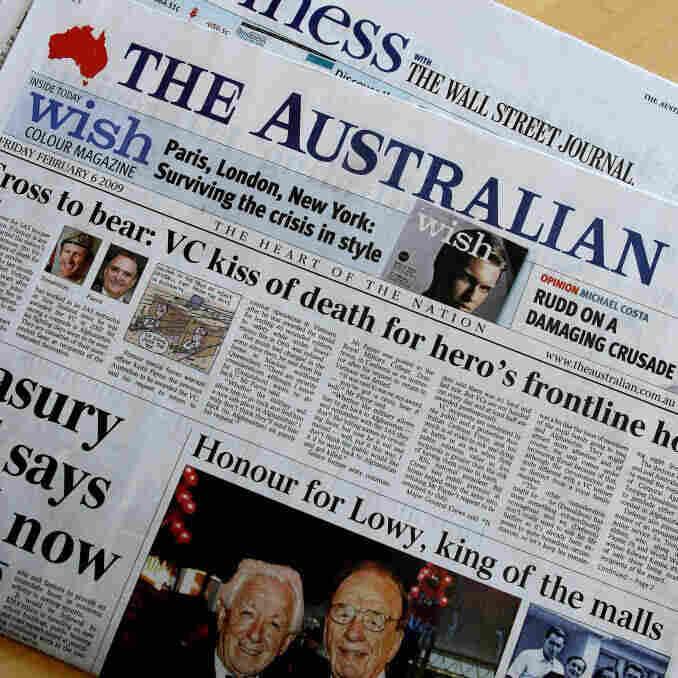 Murdoch's 'Australian': A Powerful Player