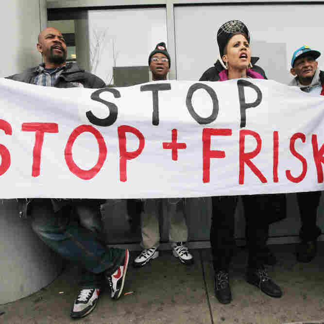 NYPD's Stop-And-Frisk Tactics Targeted By Critics