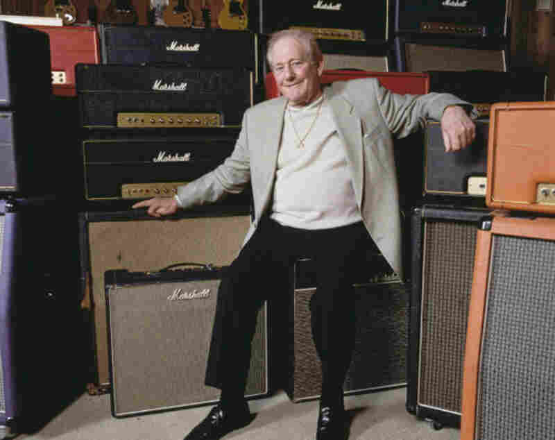 Jim Marshall's amps became a key part of the rock 'n' roll sound, from Jimi Hendrix girding his guitar into one at the 1967 Monterey Pop Festival to Pete Townshend making Marshall amps a trademark part of his assault.