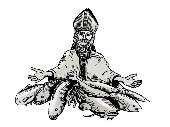 Lust lies and empire the fishy tale behind eating fish for Why do catholics eat fish on friday