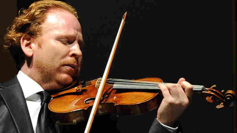 Violinist Daniel Hope.