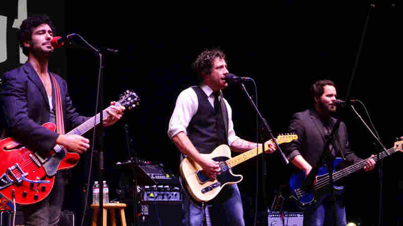 Will Hoge On Mountain Stage