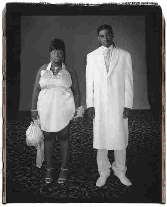 Nikka Simmons and Isiah Merrill, Newark, N.J., 2006