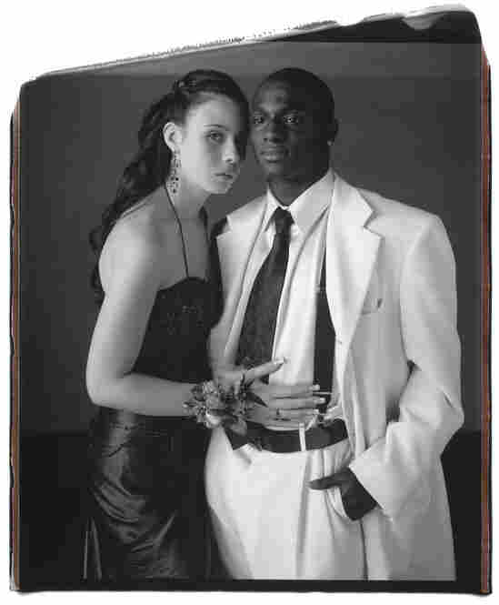 """Samantha Monte and Khalil Samad, Staten Island, N.Y., 2006: """"I had a lot of problems with a lot of girls that weren't my race,"""" says Monte. """"I just tried to ignore it."""""""