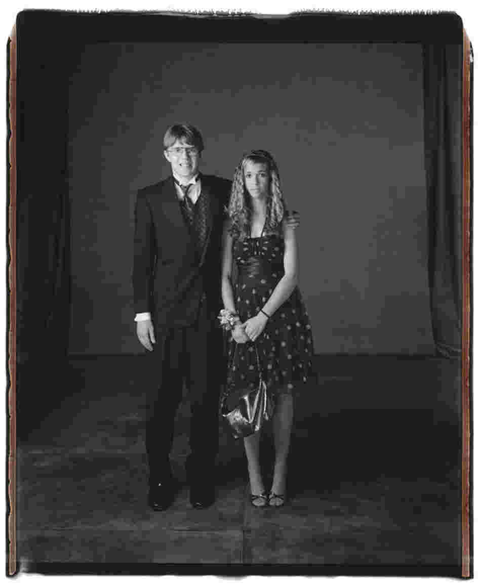 "Shane Kammauff and Jenna Zschaebitz, Charlottesville, Va., 2008: ""I'd like to do something with my time, like write a novel or make a great discovery or do something to really change the world,"" says Kammauff."