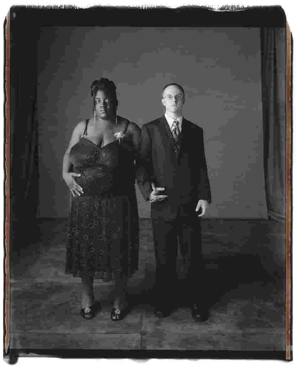 Rickeyla Johnson and Paul Hedrick, Charlottesville, Va., 2008