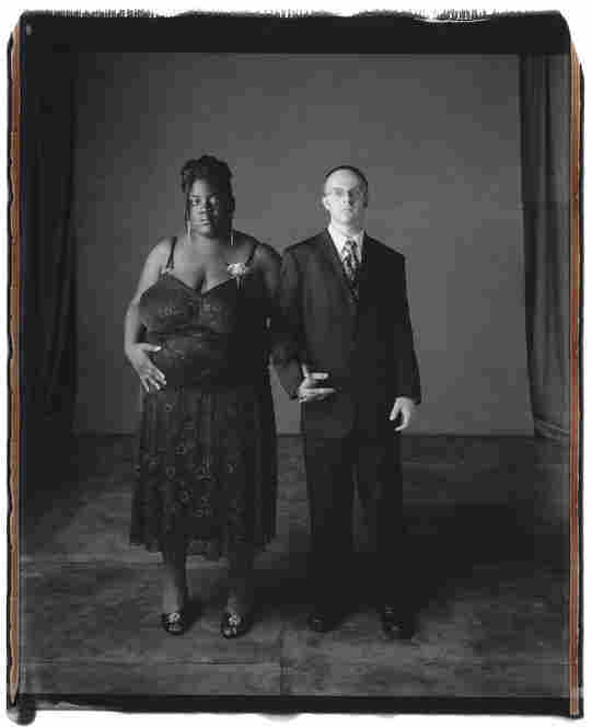 Rickeyla Johnson and Paul Hedrick, Charlottesville, Va., 2008