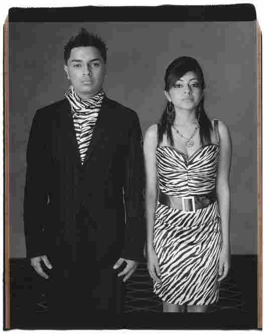 Michael Gonzales and Veronica Castillo, Houston, 2008