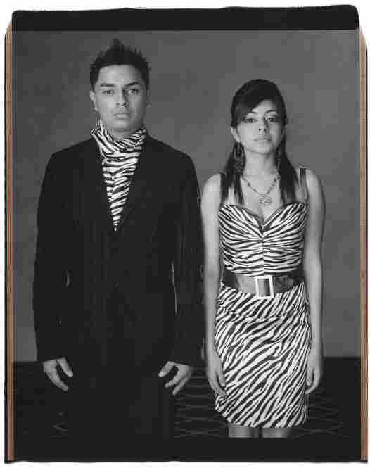 Michael Gonzales and Veronica Castillo, Houston, 2008