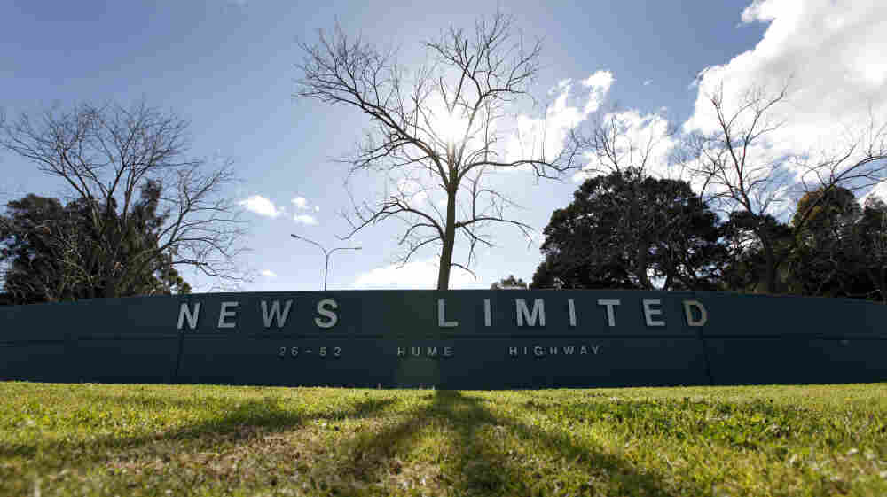 News Limited is the Australian arm of Rupert Murdoch's newspaper empire.