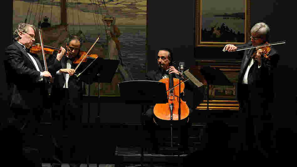 The Emerson String Quartet