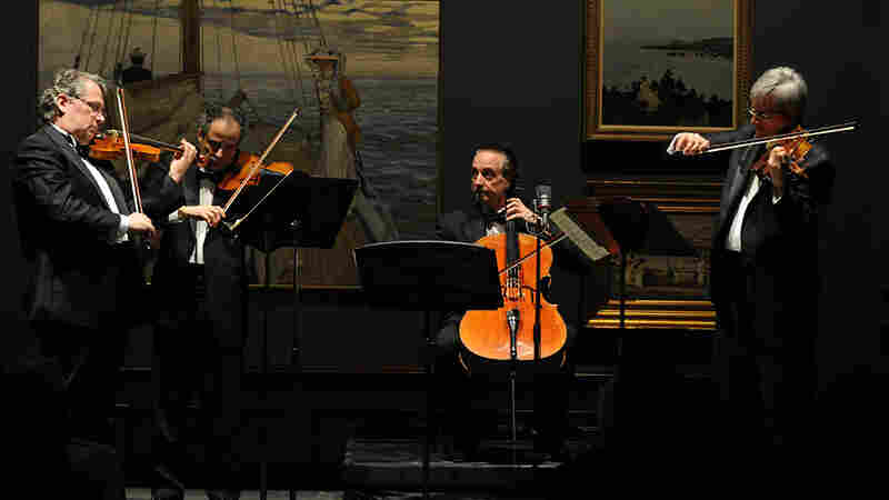 Beethoven's String Quartet Of Transcendence