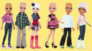 Barbie And Her Toy Box Pals Go Bald For A Cause