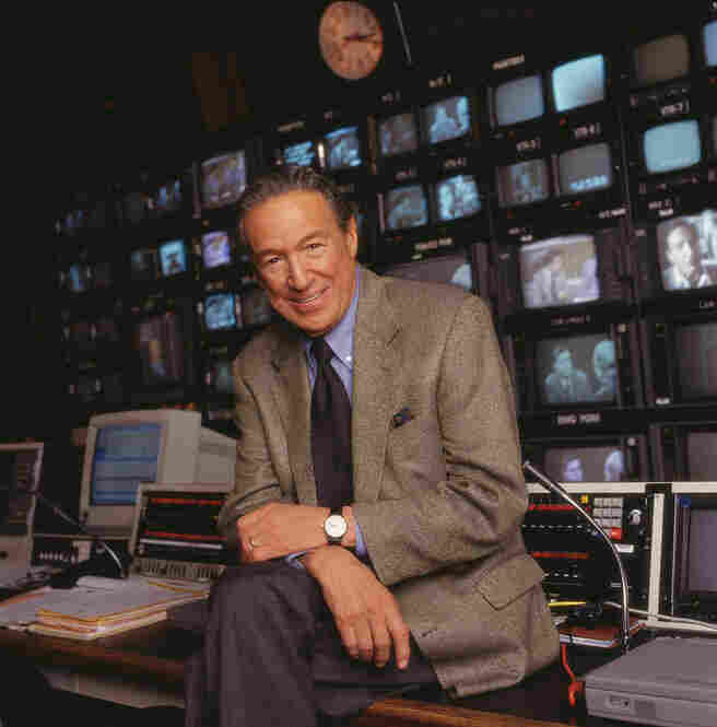 """Wallace promised to still do occasional reports when he announced his retirement as a """"60 Minutes"""" correspondent in 2006. He vowed to quit only """"when my toes turn up."""""""