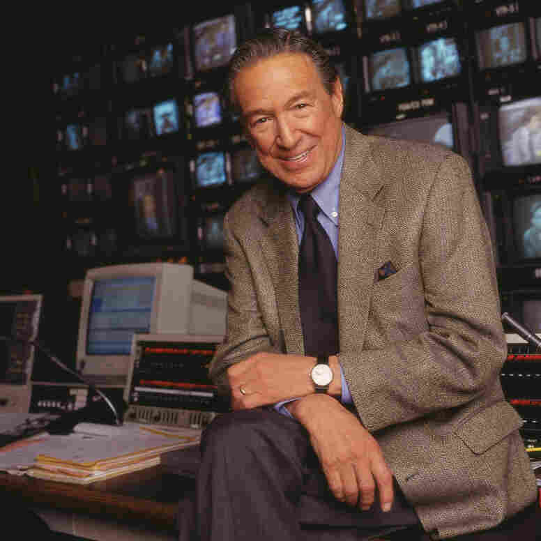 Veteran Newsman Mike Wallace Of '60 Minutes' Dies