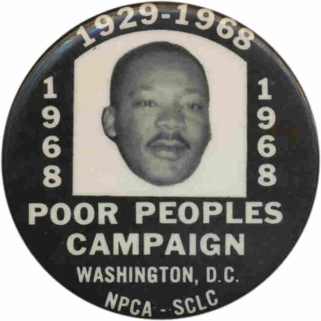 MLK button