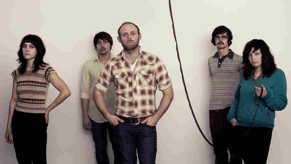 Horse Feathers' new album, Cynic's New Year, comes out April 17.