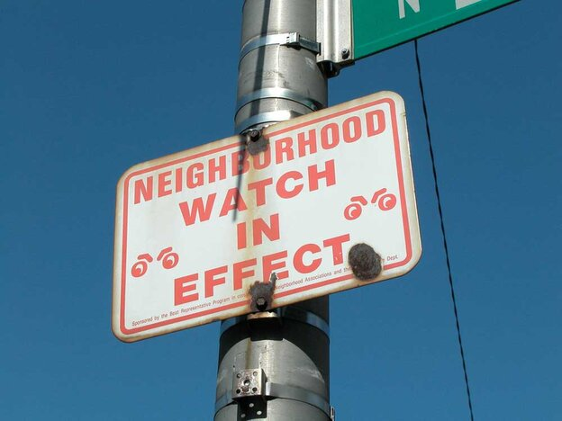 This year marks the 40th anniversary of the first neighborhood watch program. In our first hour, guests explain the do's and don'ts of neighborhood watche