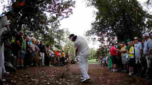 Here's How And Why Bubba Watson Hit The Shot That Won The Masters