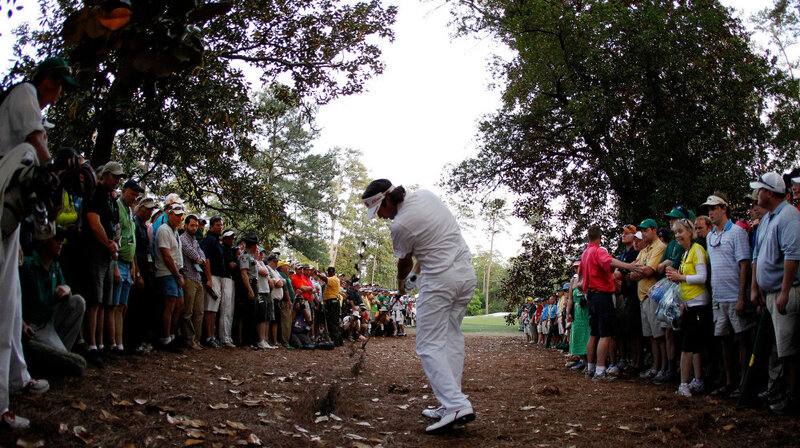 Image result for 2012 masters tournament