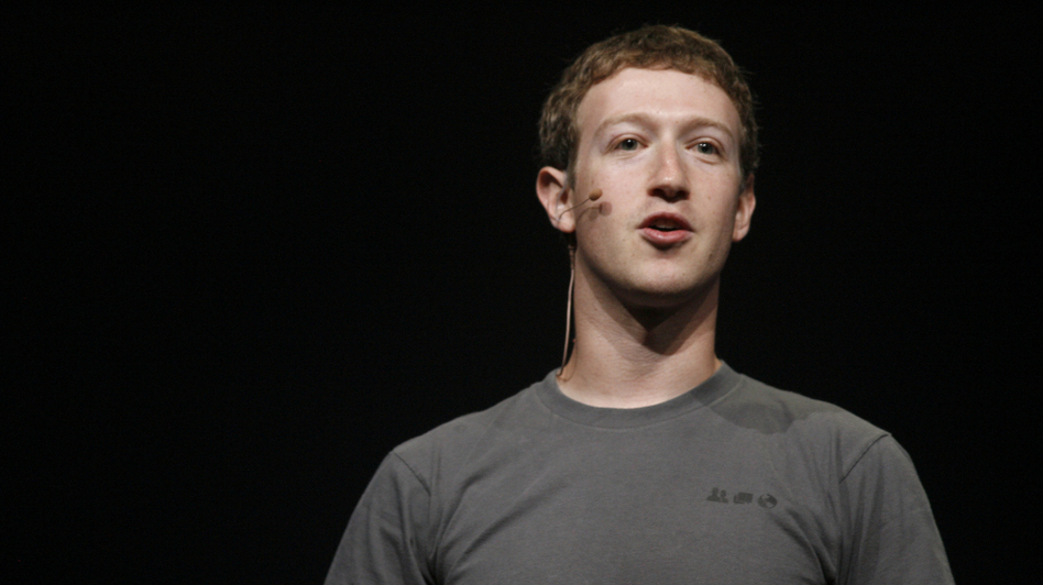 Facebook CEO Mark Zuckerberg. (AFP/Getty Images)
