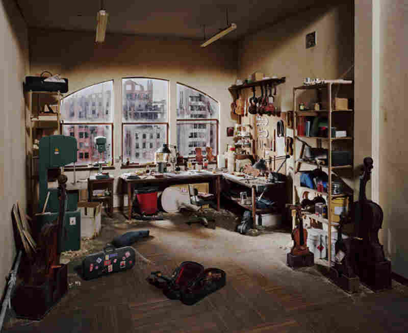 Violin Repair Shop, 2011