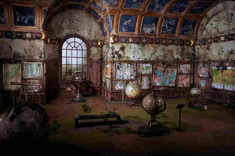 Map Room, 2010