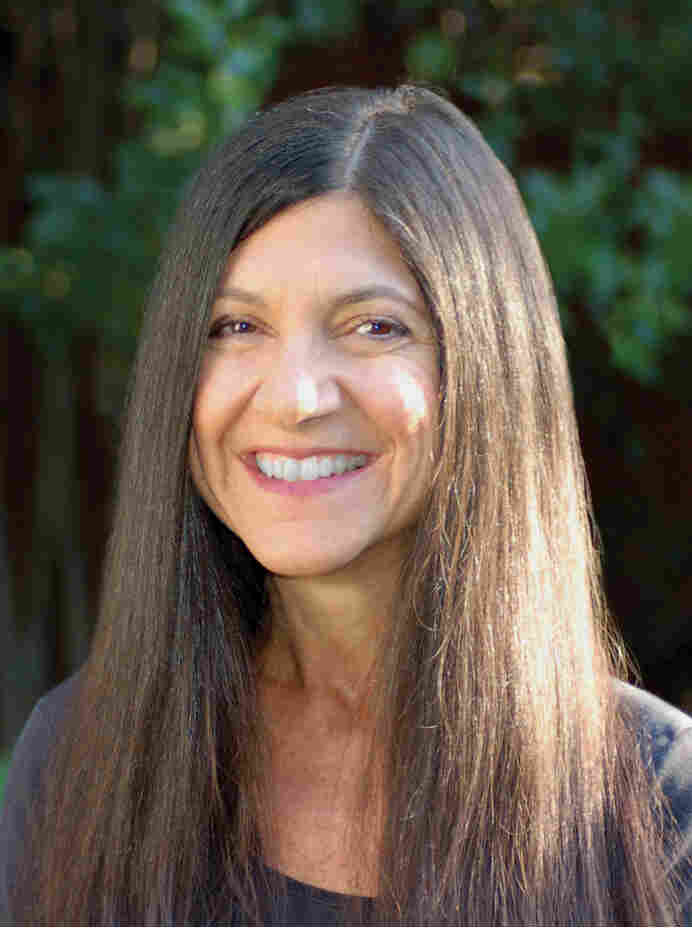 Author Jorja Leap works with outreach and intervention programs in Los Angeles' gang-saturated areas.