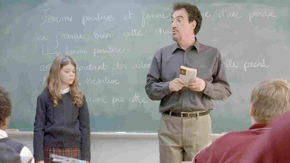 Fellag, an Algerian comedian, plays the title character in the Oscar-nominated Monsieur Lazhar, who steps in to teach a class of middle school students after tragedy has struck their classroom.