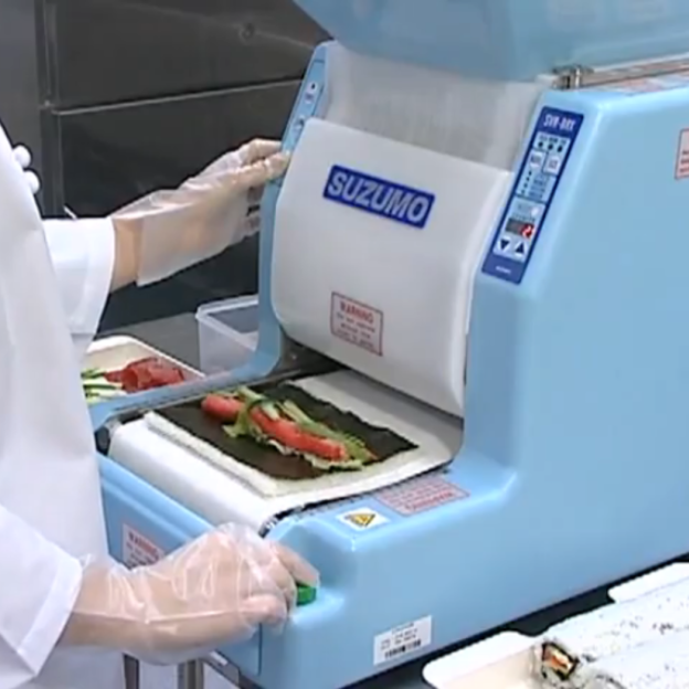 More, Better, Faster Sushi? Call In A 'Sushi Bot'