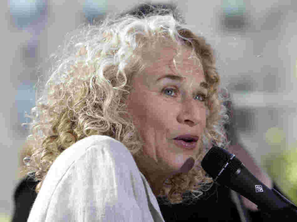 Carole King is a member of the Songwriters Hall of Fame and the Rock and Roll Hall of Fame. She has written or co-written 118 pop hits on the Billboard Hot 100.
