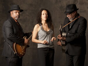 """Heritage Blues Orchestra's """"Don't Ever Let Nobody Drag Your Spirit Down"""" is a vigorous mash-up of blues, gospel and jazz."""