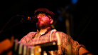 The Magnetic Fields plays NPR Music's day party at The Parish on Thursday in Austin.