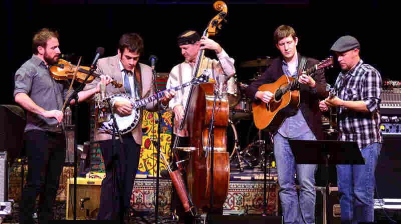 Noam Pikelny And Friends On Mountain Stage