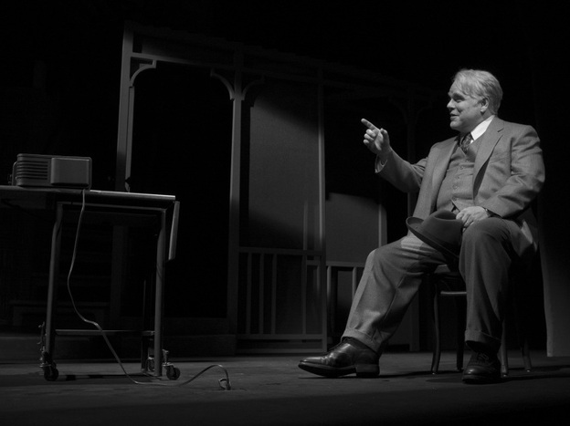 <strong>Attention Must Be Paid: </strong>Oscar winner Philip Seymour Hoffman stars in the Broadway revival of Arthur Miller's <em>Death of a Salesman, </em>directed by Mike Nichols, through June 2.