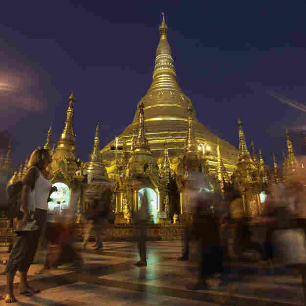 Myanmar's Isolation Gives Way To A Flood Of Visitors